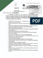 Lemes - Texto Del Gobierno Remitido a La Asamblea de Madrid (1)