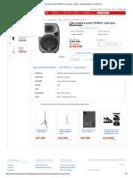 Caja Acústica Activa TITAN 8, Color Gris - Cajas - Cajas Acústicas - Audio Pro