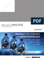 Manul Renault Master11 2016