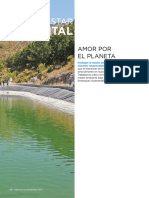 Bienestar Ambiental Informe Sustentabilidad 2014 Coca Cola Mexico