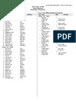 Prospect Wanner Invitational Heat Sheets