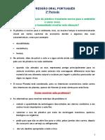 Expressão Oral Português
