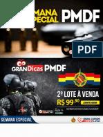 Wallace Semana Especial PMDF - Direito Processual Penal