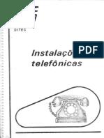 ENCOL - 22 - Instalações Telefônicas - Manual de Inst.pdf