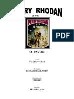 P-074 - O Pavor - William Voltz