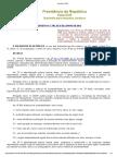 Decreto Nº 7746