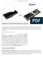 Diferencias Entre Nvidia Geforce y Quadro _ NeoStuff