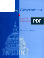 Salamon Tools of Government CH1