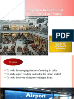 Emergence of New Retail Formats
