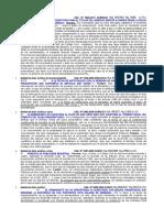 Jurisprudencias - Nulidad de Acto Jurídico - Prescripcion Extintiva - Flores