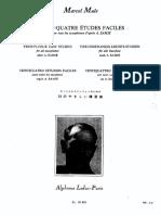 24 Estudios Faciles M.mule