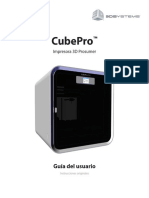 Cubepro User Guide Es