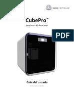 Cubepro User Guide Es