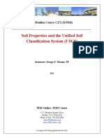 Soil Properties and the Unified Soil