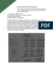 Identificacion de Los Estados Financieros Sometidos a Examenes