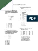 Práctica Calificada Del Área de Matemática