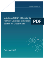 White Paper 5g Nr Millimeter Wave Network Coverage Simulation