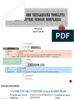Pbl b23 Tonsilitis Akut Difteri Dengan Komplikasi