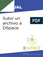 Manual DSpace - Subir Archivos