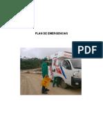 Ejemplo de Plan de Emergencia 1