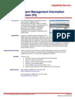 PMIS Benefits