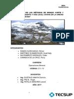 Unidad Minera Yauricocha Geologia