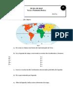 Ficha Hgp 5 Terra e Peninsula Ibérica III