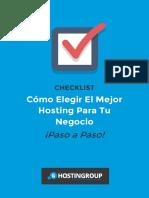 Como Elegir El Mejor Hosting Para Tu Negocio