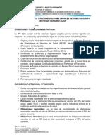 recomendaciones para centro de rehabilitacion fisica.pdf