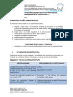Recomendaciones Prof. Independiente en Odontologia