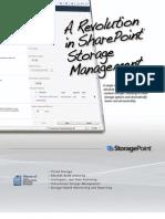 StoragePoint 3 0