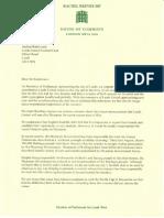 Leeds MPs write to Leeds United over Myanmar trip