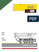 Parts Gmk5200