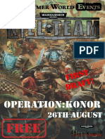 Event Pack Kill Team August 26th V2