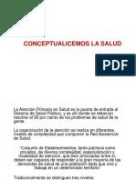 Conceptualizaciones Salud Publica y Construccion Sociohistorica