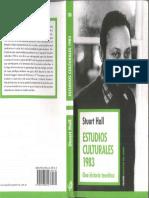 Estudios Culturales 1983