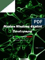 Modern Windows Exploit Development