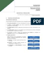 8° Básico - Unidad II - Gramática - Guía Docente.pdf
