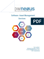 Glownexus Software Asset Management  Services