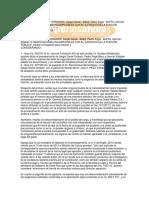 Procesamiento Urribarri- Baez-Buffa