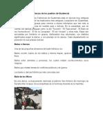 Danzas de Los Pueblos de Guatemala