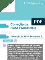 Oexp12 Ppt Ficha Formativa 3 Poetas