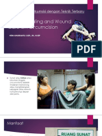 Wound Healing and Wound Care on Circumcition Heru