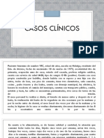 Casos clínicos GINECO