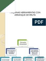 2da Clase Maquinas Herramientas Arranque Viruta