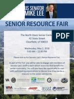Davis County Senior Resource Fair
