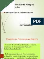Prevención de Riesgosfisicos Químicos