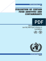 EVALUATION OF CERTAIN food aditives.pdf