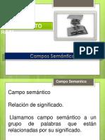 Campos y Mapas Semanticos
