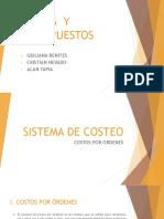2 Sistema de Costeo